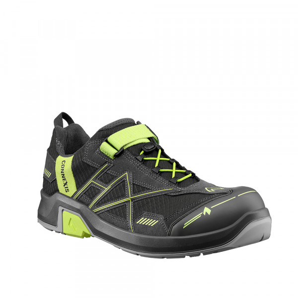 HAIX CONNEXIS Safety T Ws S1 low/grey-citrus