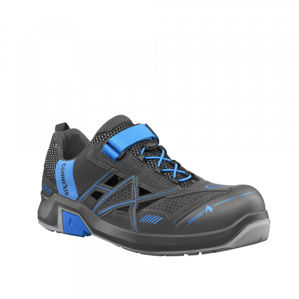 HAIX CONNEXIS Safety Air S1 low/grey-blue