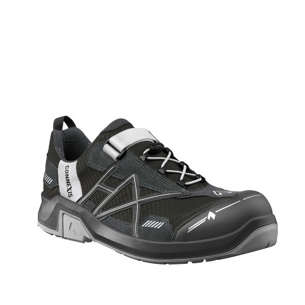 HAIX CONNEXIS Safety T Ws S1P low grey-silver