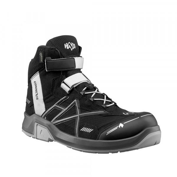 HAIX CONNEXIS Safety GTX S3 mid/black-silver