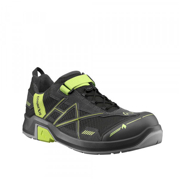 HAIX CONNEXIS Safety T Ws S1P low/grey-citrus