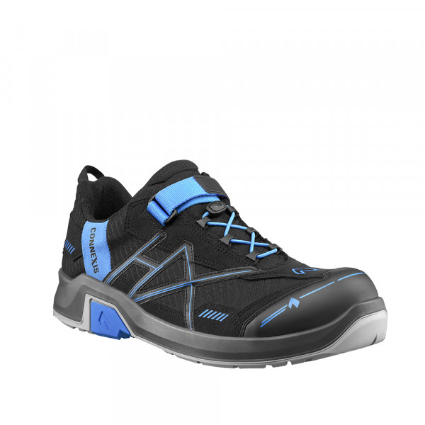 HAIX CONNEXIS Safety T S1 low/black-blue